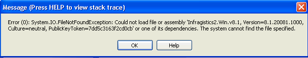 Assembly-load-error